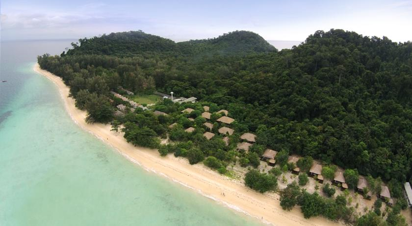 The Sevenseas Resort Koh Kradan